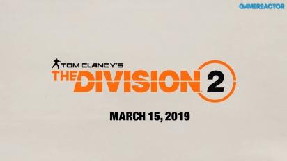 The Division 2 - Tour por el evento de París