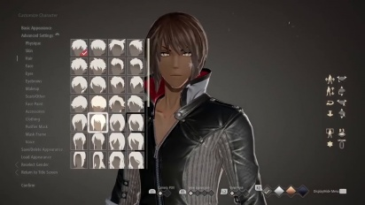 Code Vein - New Gameplay