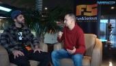 Team Gotham en Fun & Serious - Entrevista a Juan De La Torre
