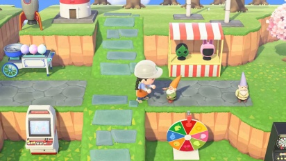 Animal Crossing: New Horizons - Tráiler español Crea tu Paraíso