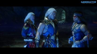 Mortal Kombat 11: Aftermath - 30 Minutos de Gameplay