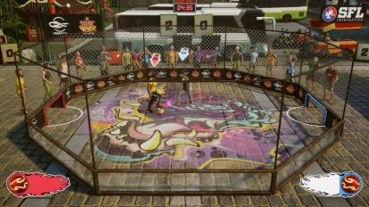 Street Power Football - Story Mode/Gameplay Trailer