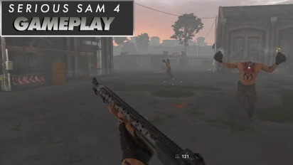 Serious Sam 4 - Gameplay 2