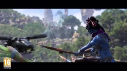 Avatar: Frontiers of Pandora - Demostración Snowdrop Engine