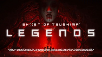 Ghost of Tsushima - Legends Standalone Launch Trailer
