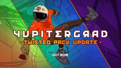 Yupitergrad  - Twisted Pack Update Trailer (PSVR)