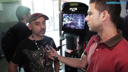 Castlevania: Lords of Shadow 2 - entrevista a Enric Álvarez en Gamelab