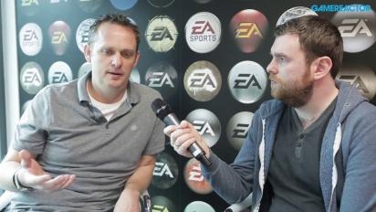 FIFA 14 - entrevista a Nick Channon sobre la 'Next-Gen'
