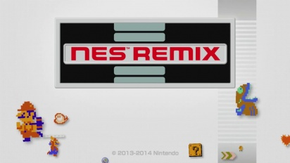 NES Remix - Announcement Trailer