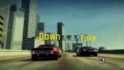 Burnout Paradise - Take Down TV Spot