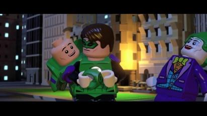 Lego Batman 3: Más allá de Gotham - Tráiler de lanzamiento español