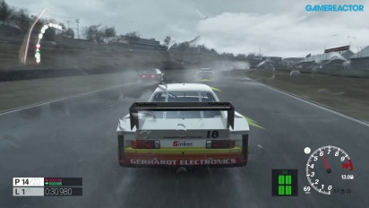 Project CARS - Gameplay PS4 con BMW 320 Turbo Group 5