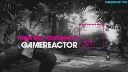 Mortal Kombat X - Jason Voorhees DLC - Repetición del Livestream