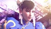 Street Fighter V - Tráiler CG de intro hecho por ordenador