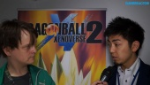 Dragon Ball Xenoverse 2 - Entrevista a Masayuki Hirano