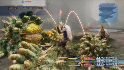 Final Fantasy XII: The Zodiac Age - Tráiler español Tokyo Game Show