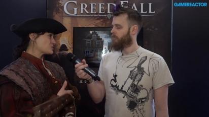 Greedfall - Entrevista a Jehanne Rousseau