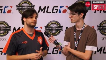 CWL Anaheim 2017 - Entrevista a Leandro 'Lebot' Gouveia