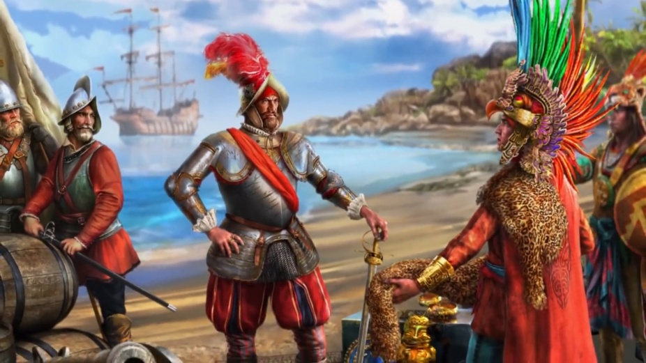 Europa Universalis Iv Golden Century Announcement Trailer