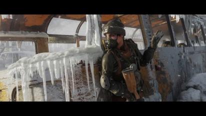 Metro Exodus - Uncovered Trailer