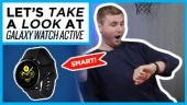 El Vistazo - Galaxy Watch Active