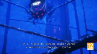 Daemon X Machina - Tráiler español Misión Previa