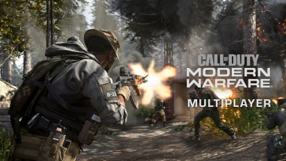 Call of Duty: Modern Warfare - Multijugador (Contenido Patrocinado #2)