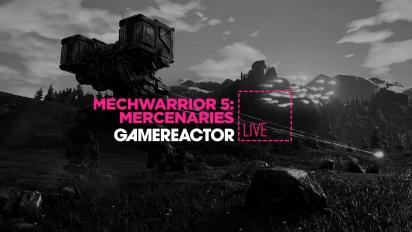 Mechwarrior 5: Mercenaries - Replay del Livestream