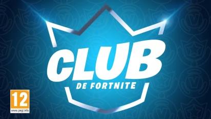 Club de Fortnite - Qué incluye la suscripción