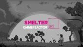Smelter - Cómo se juega a este plataformas de estrategia pixelada