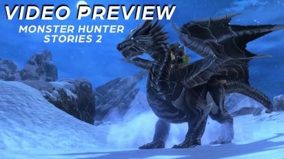 Monster Hunter Stories 2: Wings of Ruin - Preview en vídeo
