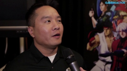 Project X Zone: Global Gamers Day Interview