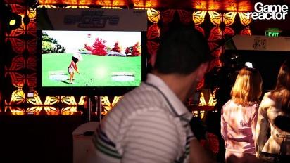 E3 11: Kinect Sports Season 2 - Presentación del Golf