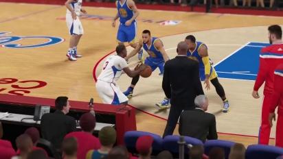 NBA 2K15 - Momentous Trailer