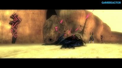 The Legend of Zelda: Twilight Princess HD - Gameplay Camino a Kakariko con Link Lobo