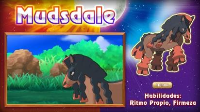 Pokémon Sol/Luna - Modo Entrenamiento Extremo y 6 nuevos pokémon