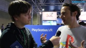 The Playroom VR - Entrevista a Nicolas Doucet