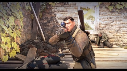 Sniper Elite 4 - First Gameplay Trailer