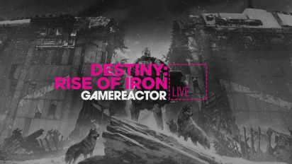 Destiny: Rise of Iron - Livestream Replay