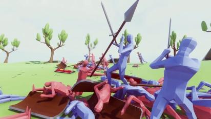 Totally Accurate Battle Simulator - Open Alpha Trailer