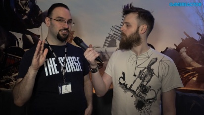 The Surge - Adam Hetenyi Interview