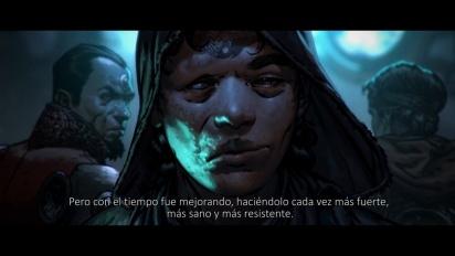 Torment: Tides of Numenera - Tráiler español de la historia