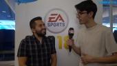 FIFA 18 - Entrevista a Samuel Rivera