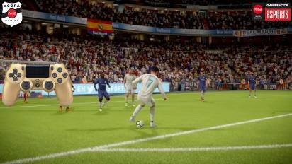 FIFA 18 - eCopa Tournament - Segundo truco: Giro McGeady