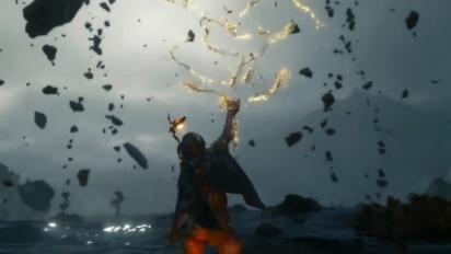 Death Stranding - Troy Baker Reveal Trailer