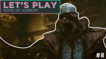 Let's Play Song of Horror - Parte 8 - Comienzo del Episodio 3