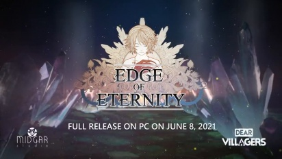 Edge of Eternity - Release date announcement Trailer