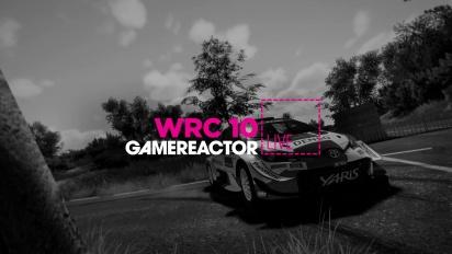 WRC 10 - Derrapes, tierra y volantazos