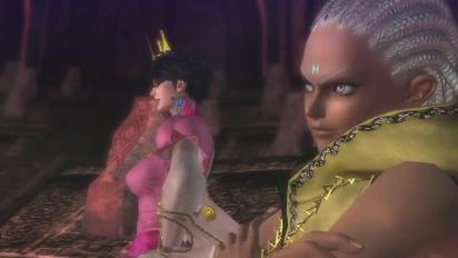 Bayonetta 2 - Mushroom Kingdom Princess Cosplay Trailer