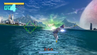 Star Fox Zero - Japanese Gameplay